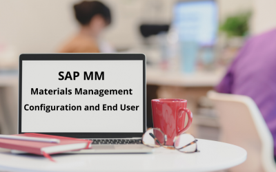 SAP MM – Configuration and End User